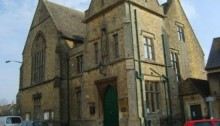 Exhibition in Stow-on-the-wold