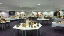 AWGB International wood turning seminar 2015