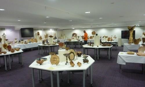 AWGB International wood turning seminar 2015