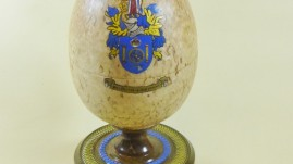 Masur Birch Egg with WCT crest