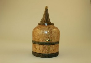 Mughal helmet box